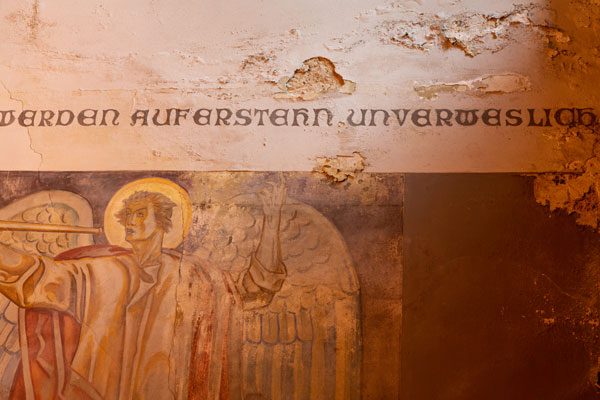 Restaurierung Kirche zu St. Nikolai